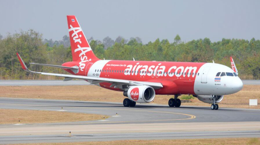 "AirAsia aims to use data to build a ""complete ecosystem"" to ease consumer experience. Source: Shutterstock"