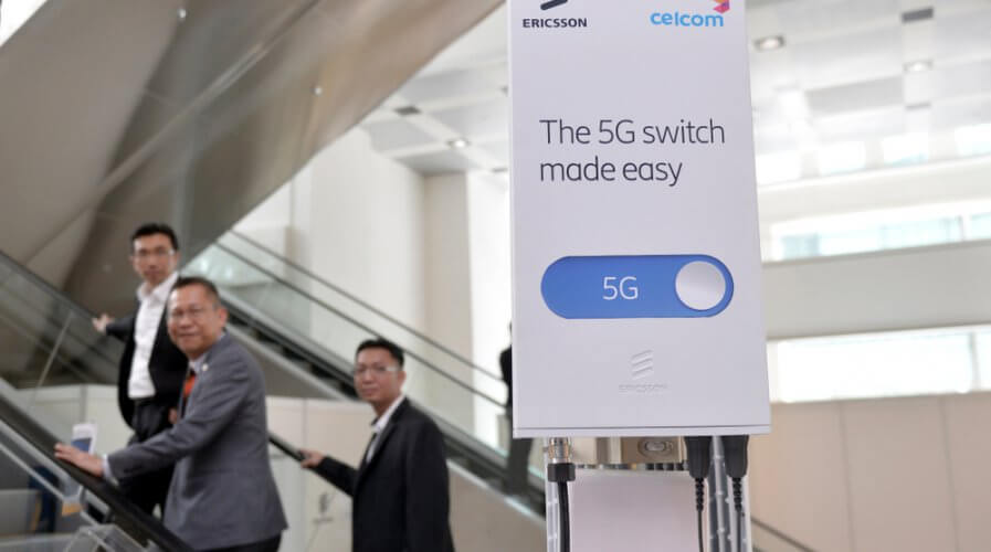 Everyone is chasing 5G, but does it harm to be late to the party? Source: Shutterstock
