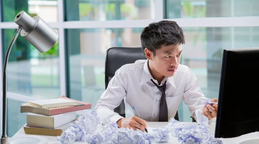 Productivity hours are often wasted on waiting time for approvals or going back and forth for reconfirmation of the right data in an operation. Source: Shutterstock