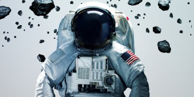 NASA says it's pioneering RPA among US Federal agencies. Source: Shutterstock