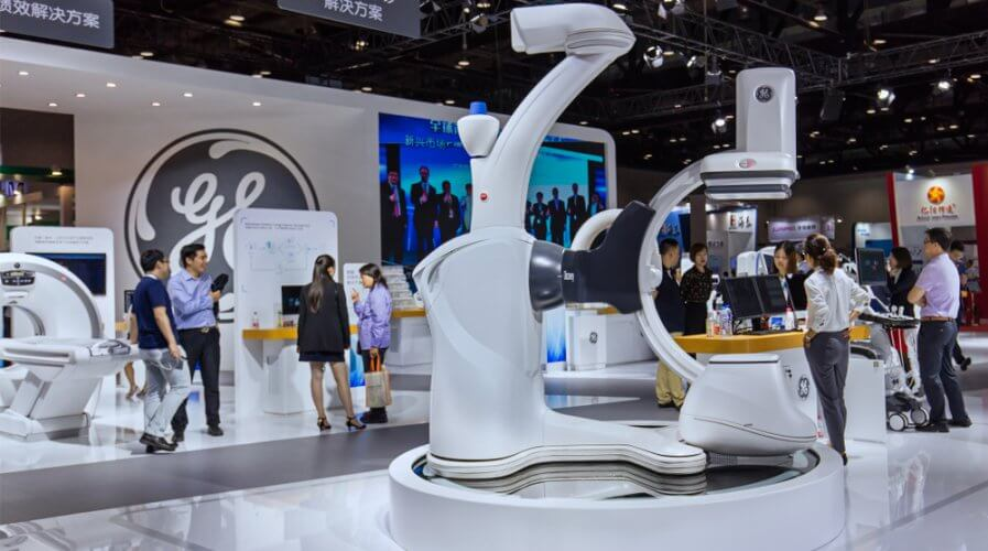 Technology is making headway in healthcare. Source: Shutterstock