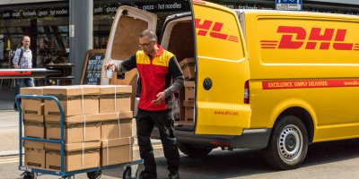 DHL is betting on digital twins to help further optimize operations. Source: Shutterstock