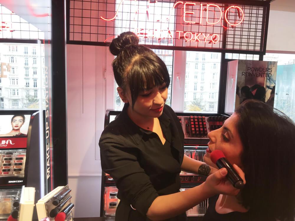 Shiseido uses technology to create new streams of revenue