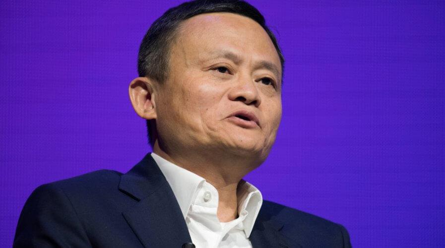 Alibaba Executive Chairman Jack Ma prepares for the tumultuous future of e-commerce. Source: Shutterstock