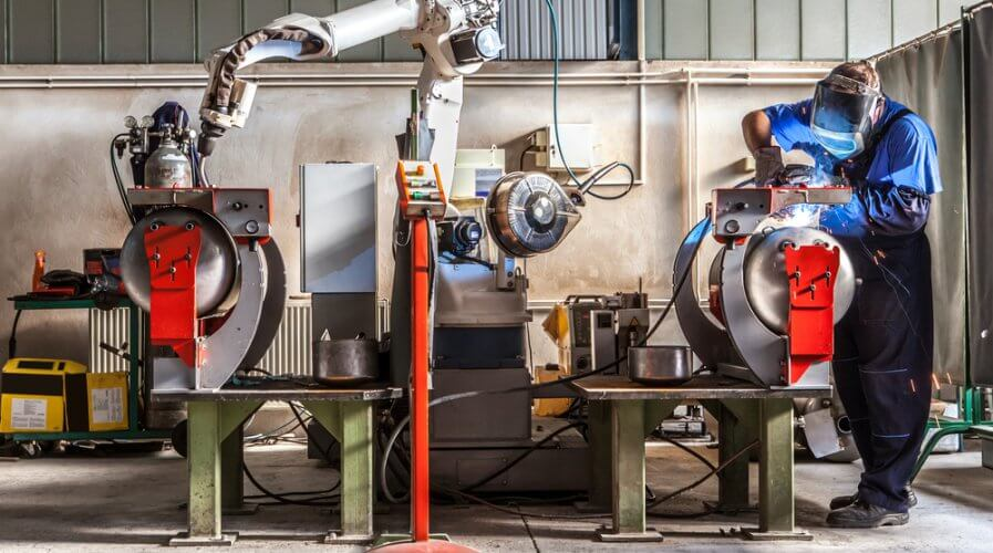 Will workers still keep their jobs? Source: Shutterstock