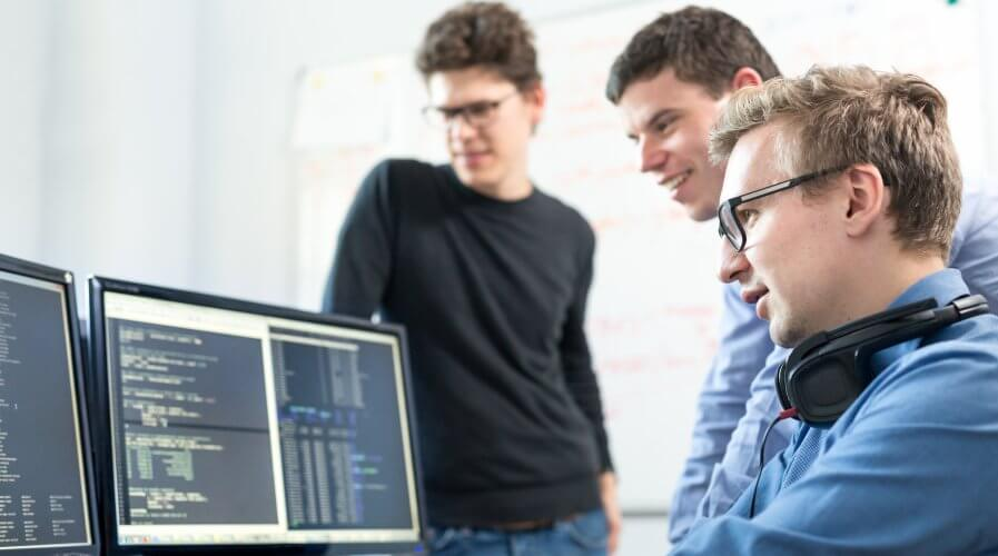 The skills gap in tech, specifically in critical fields such as cybersecurity, is giving business leaders everywhere massive headaches, but one expert believes that the talents are available. Source: Shutterstock