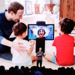 Mark Zuckerberg helps SMEs get creative with augmented reality. Source: Shutterstock