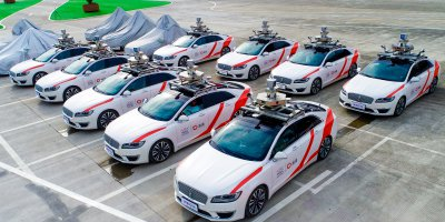 DiDi set to launch autonomous fleet of self-driving vehicles to public. Source: DiDi