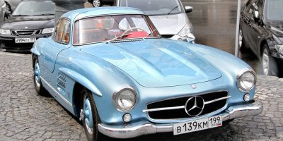 3D printing can breathe new life into vintage cars. Source: Shutterstock