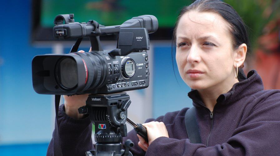 Should businesses get professional about video ads? Source: Shutterstock