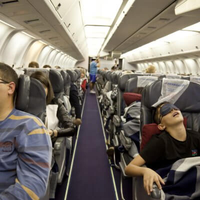 British Airway will be making in-flight entertainment much better with virtual reality. Source: Shutterstock