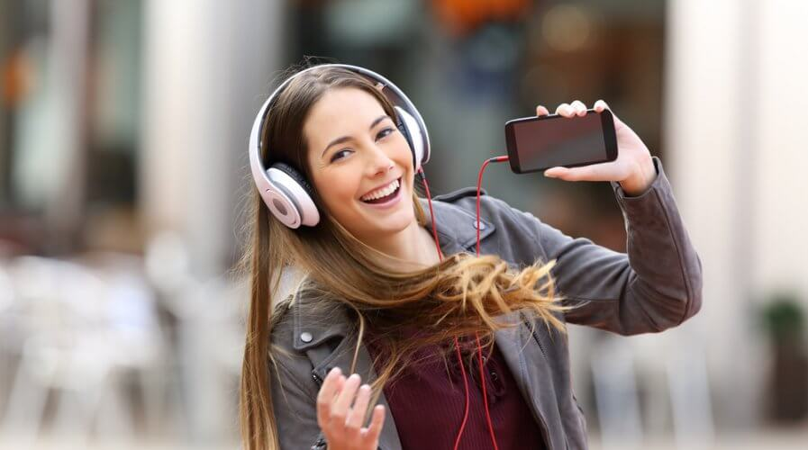 The TikTok app is catching on quickly and marketers need to learn fast. Source: Shutterstock