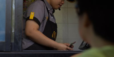 How is McDonald's adopting AI in its enterprise? Source: Shutterstock