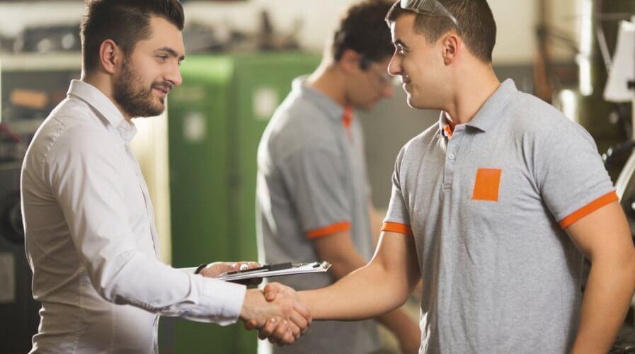 Technology helps augment human capital not kill jobs. Source: Shutterstock