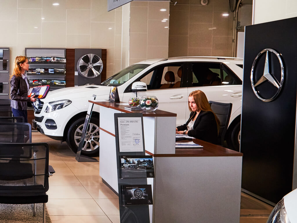 Daimler taps its human capital to drive digital transformation. Source: Shutterstock