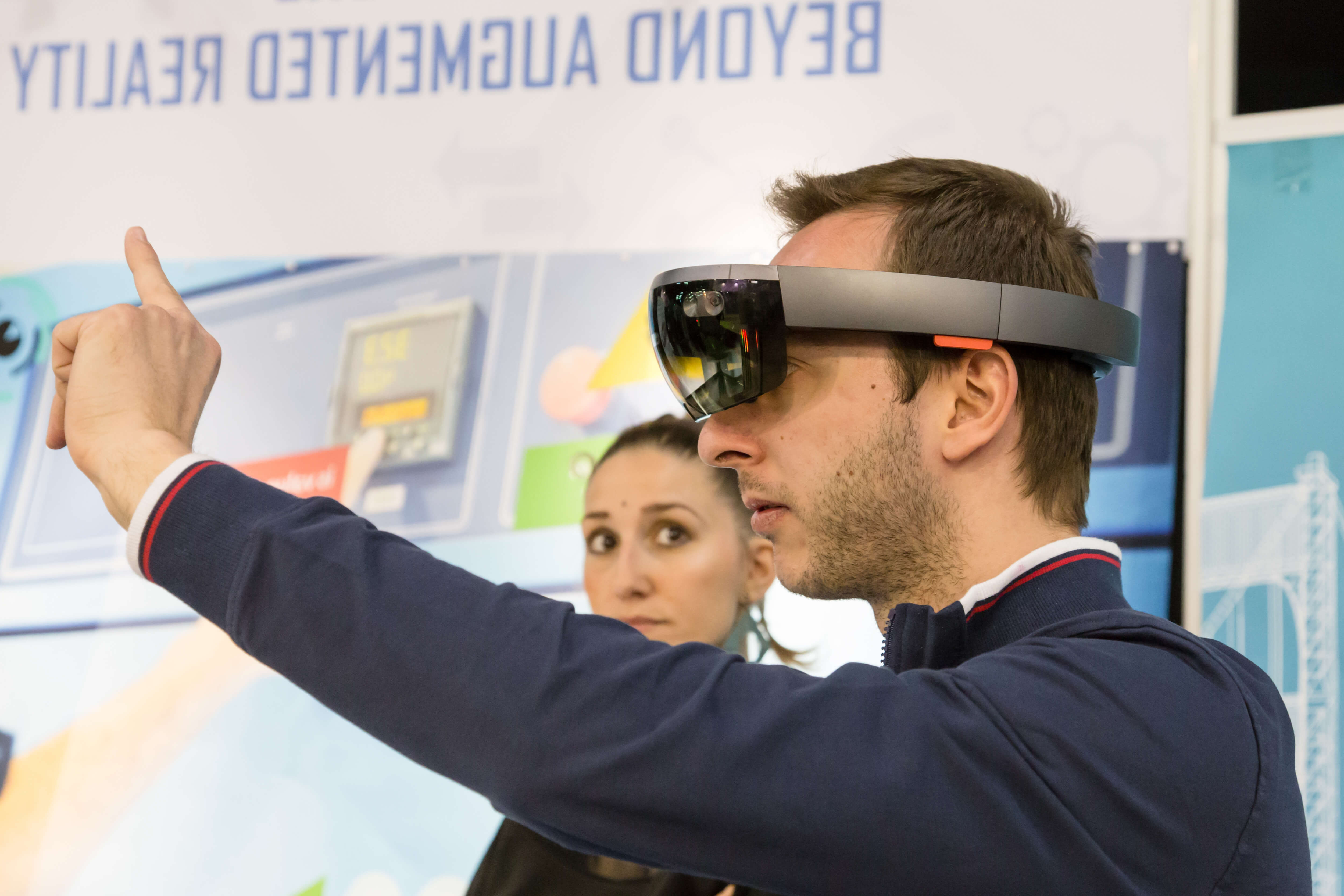 Customers and developers both need training on AR and VR. Source: Shutterstock