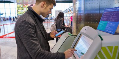 Specialists are keen on making business travel more intelligent. Source: Shutterstock