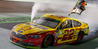 NASCAR's new augmented reality experience aims to delight. Source: Shutterstock