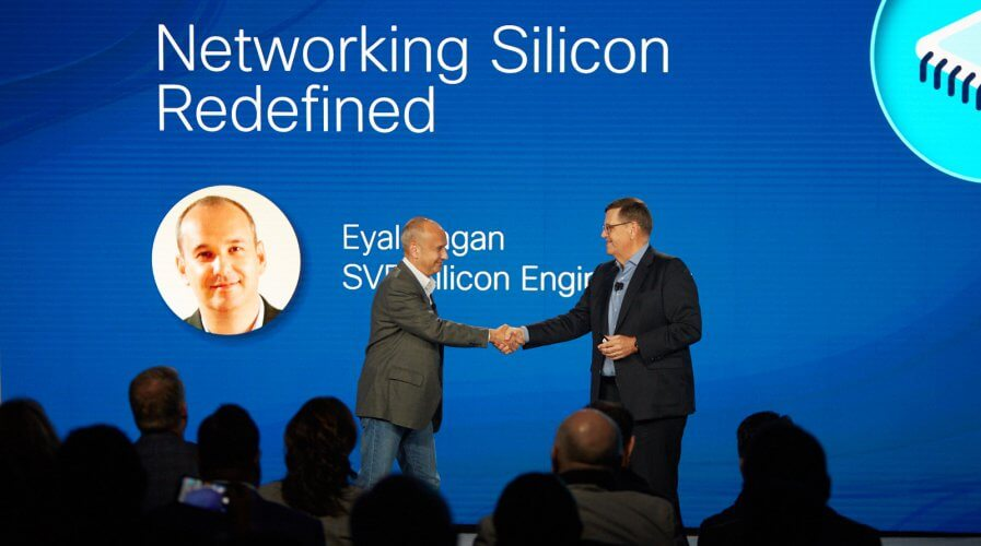 Cisco's Eyal Dagan architected the future of the internet. Source: Cisco