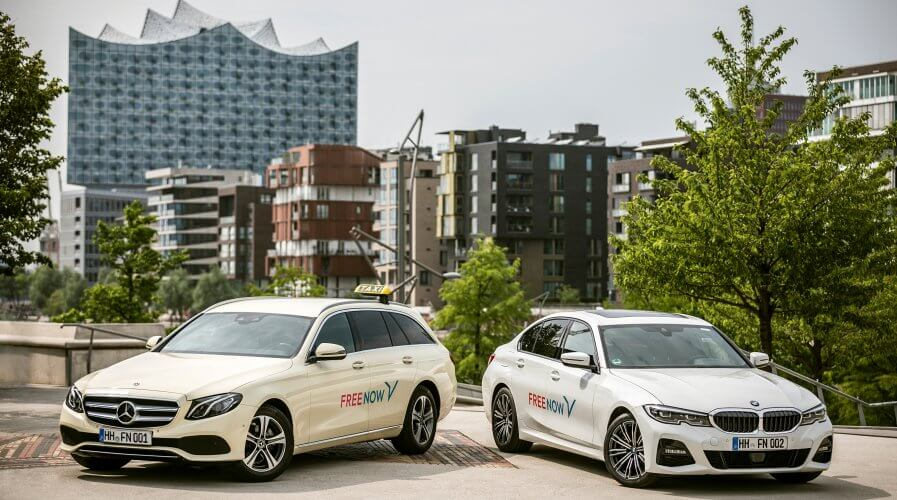 BMW and Diamler's urban mobility initiative seems to have been a hit recently. Source: BMW