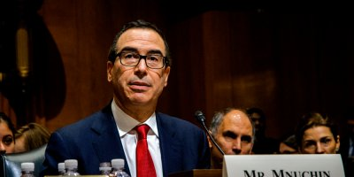 US Treasury Secretary Steven Mnuchin said digital dollar not a priority. Source: Shutterstock