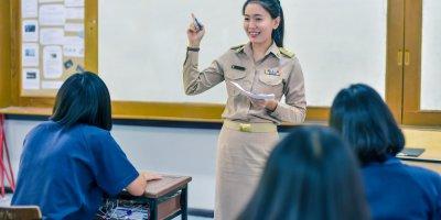 Thai government to leverage big data skills in 2020. Source: Shutterstock