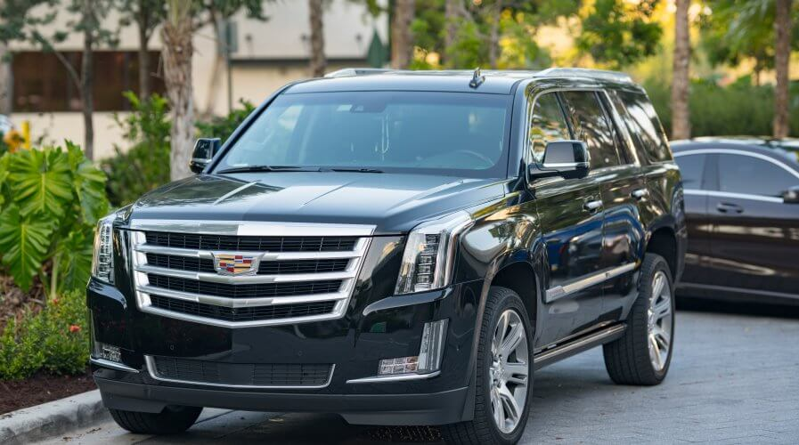 Want a Cadillac? Experience it using live video thanks to CMO Grady's latest bet. Source: Shutterstock
