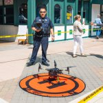 Drone technology getting the attention of enteprirse-based use cases. Source: Shutterstock