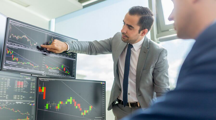 AI use in the finance industry must be regulated. Source: Shutterstock