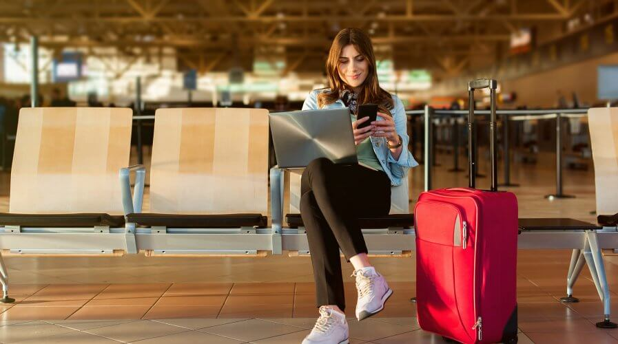 China uses technology to delight travelers. Source: Shutterstock