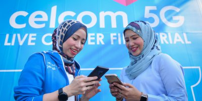 GSMA is impressed by Malaysia's efforts to roll out 5G. Source: Shutterstock