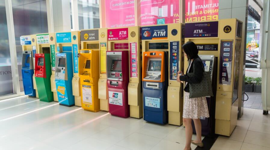 Digital banking in Thailand is set to pick up in 2020. Source: Shutterstock