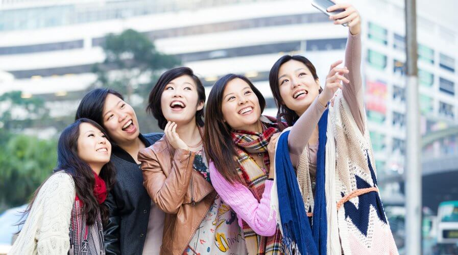 China is gearing up to tackle unlawful use of consumer data. Source: Shutterstock