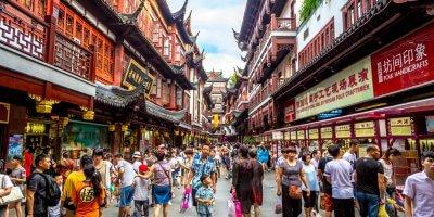 Shanghai's 5G deployment plans will surely make it an attractive investment market. Source: Shutterstock