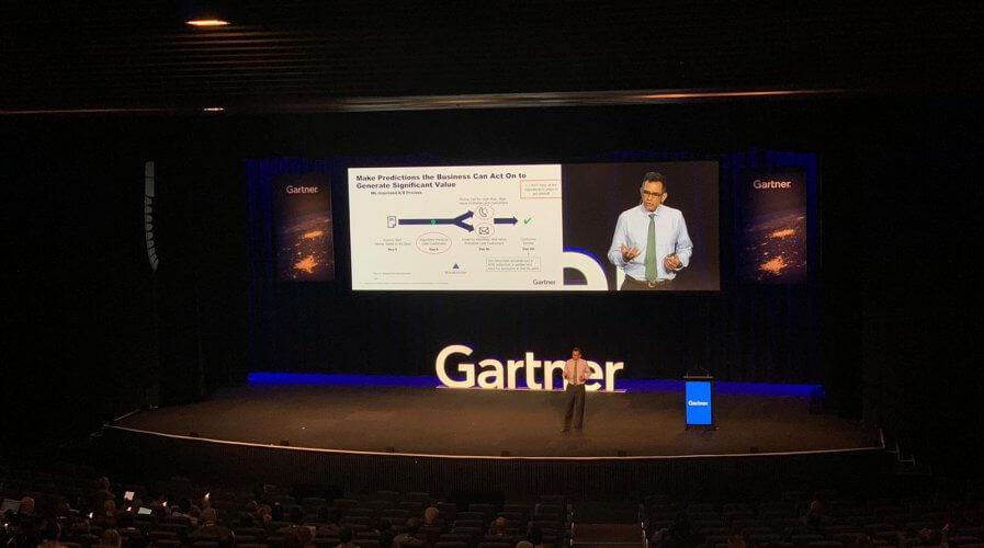 Gartner Data & Analytics Summit 2020 in Sydney. Source: Tech Wire Asia