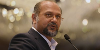 Gobind Singh Deo is Malaysia's Multimedia and Communications Minister. Source: Shutterstock.