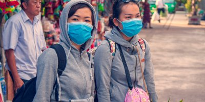 China is giving its all to fight against the coronavirus outbreak. Source: Shutterstock.