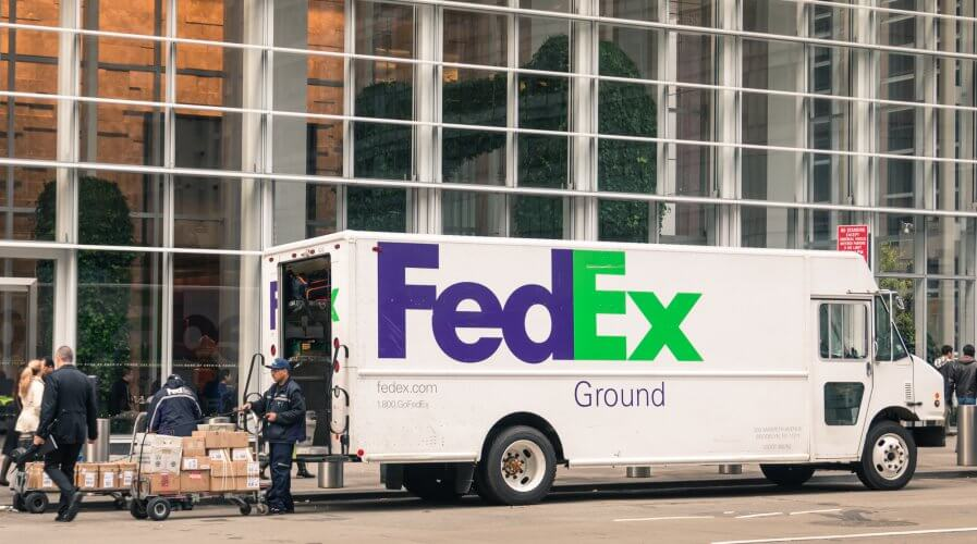 FedEx Express and FedEx Ground will now join forces to enhance delivery efficiency. Source: Shutterstock.