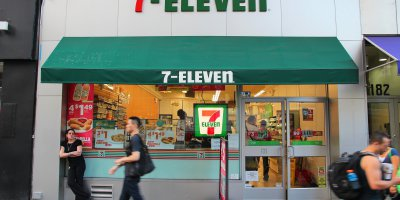 7-Eleven will be piloting its first cashierless store in Texas. Source: Shutterstock.