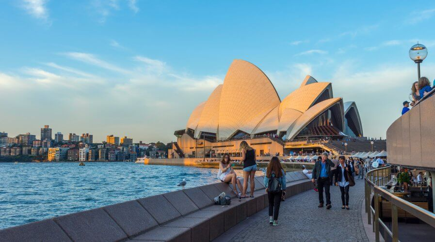 Australia has recently amended requirements for fintech regulatory sandboxes. Source: Shutterstock.