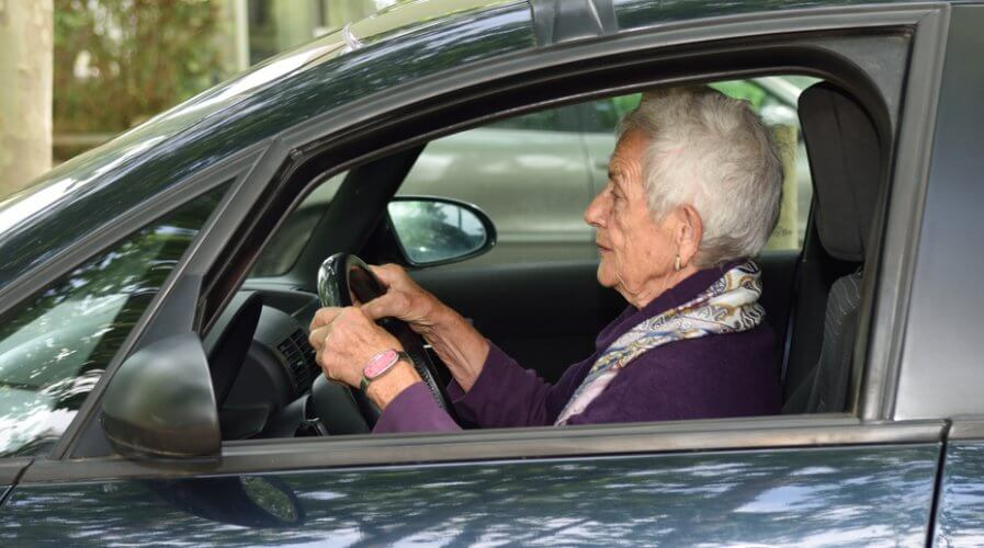 New Toyota vehicles might be much safer to drive, especially for senior drivers. Source: Shutterstock