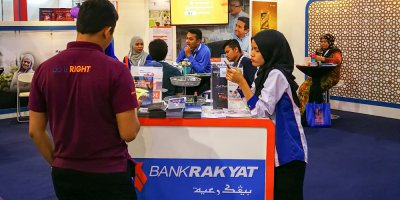 Bank Rakyat prepares itself to woo the hearts of younger customers. Source: Shutterstock