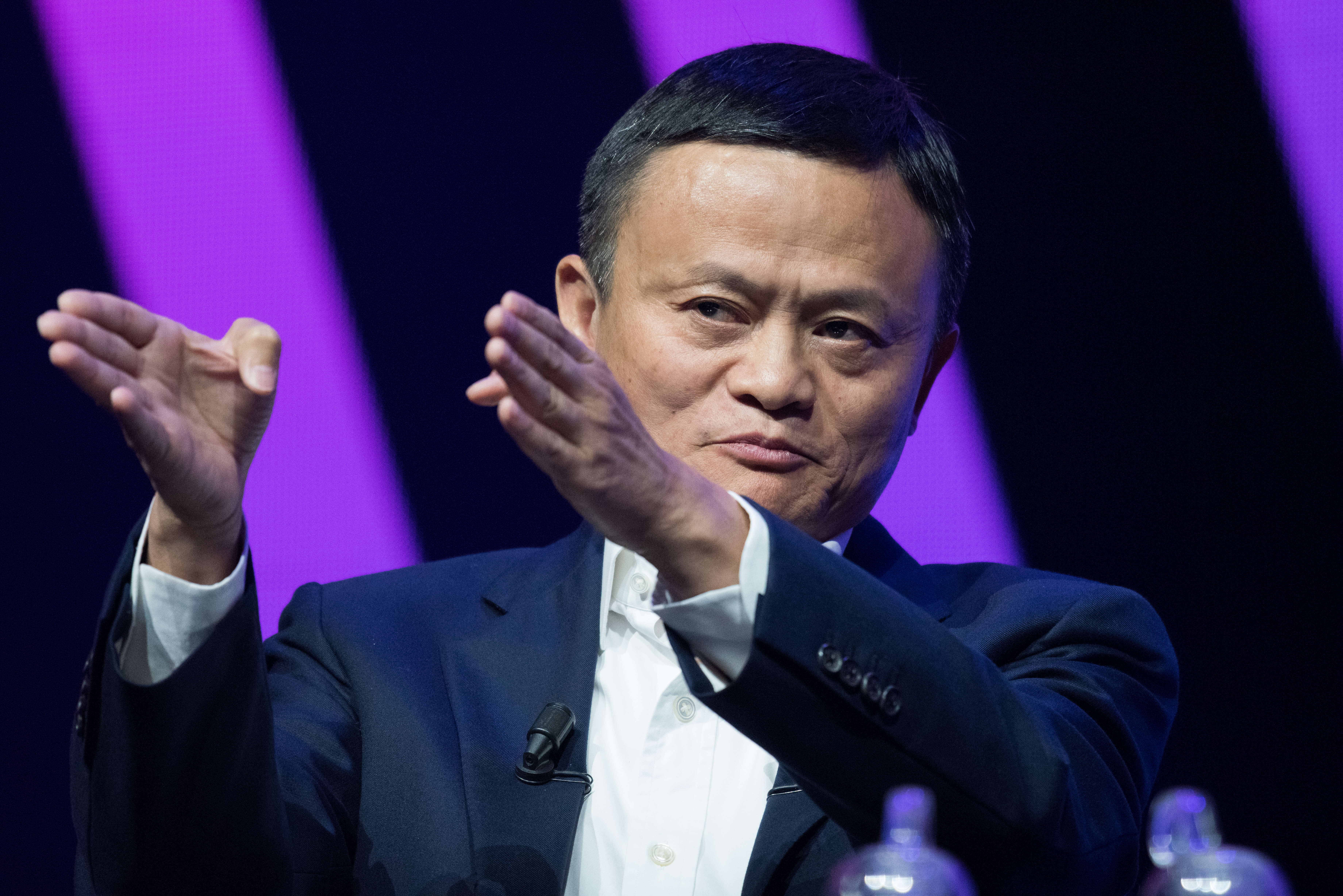 Jack Ma, co-founder of Alibaba, believes that oneness is the only way to beat the COVID-19 pandemic. Source: Shutterstock.