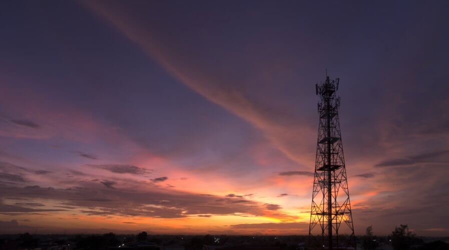 Some believe cell towers will send mankind to its doom. Source: Shutterstock.