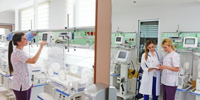 Hospitals should focus on reducing staff workload and human errors. Source: Shutterstock