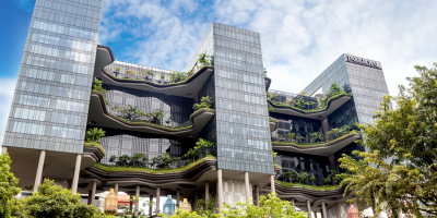 PARKROYAL Hotel in the financial hub of Singapore