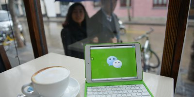 Will Chinese e-payment options like WeChat Pay soon be used to pay for cups of coffee in other parts of Asia too?