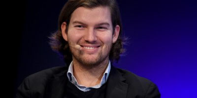 Co-founder and CEO of smartphone-based bank N26, Valentin Stalf