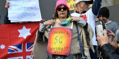 Recent protests in Australia once again highlight that people don't know the 'truth about 5G