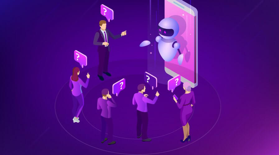 Are chatbots taking over customer service? Not yet.